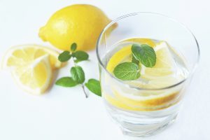 lemon tea rich vitamin c