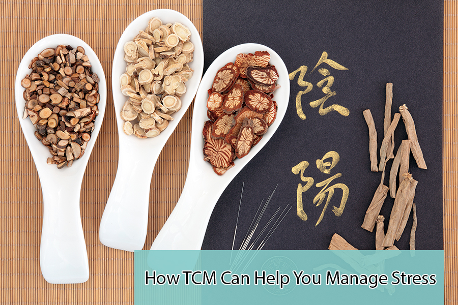 How Traditional Chinese Medicine (TCM) Can Help You Manage Stress