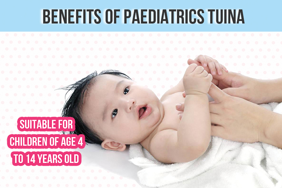 Benefits of Paediatrics Tuina