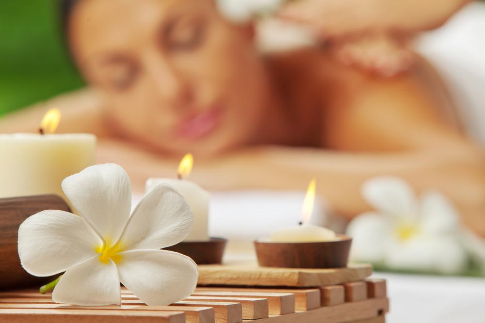 Aromatheraphy Massage