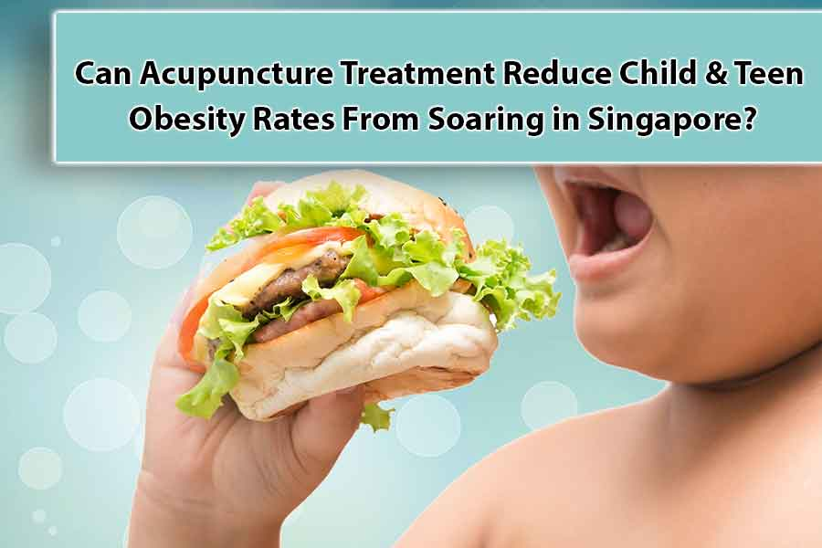 Can Acupuncture Treatment Reduce Child & Teen Obesity Rates From Soaring In Singapore?