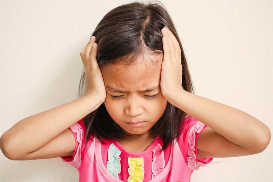common childhood ailments
