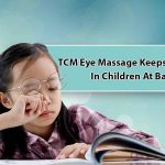 singapore tcm eye massage keeps myopia in singapore
