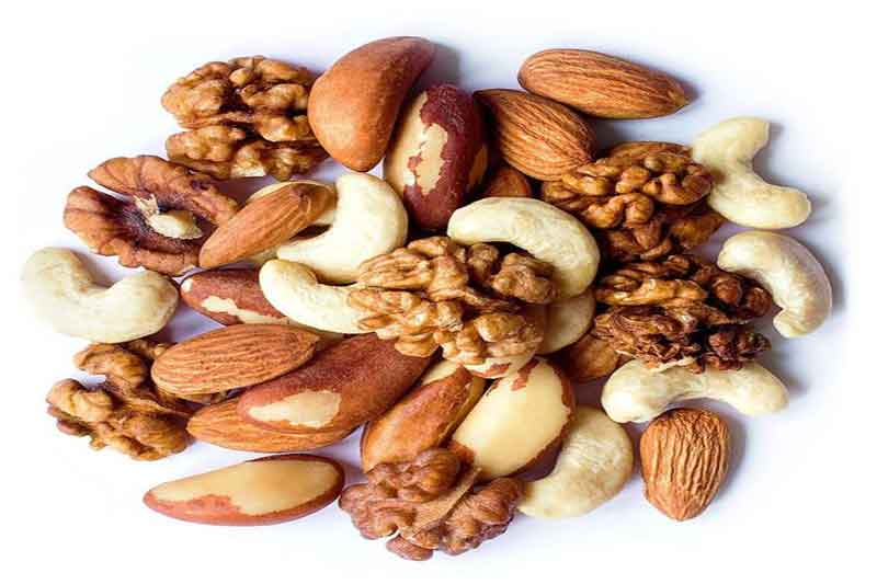 weight loss eating nuts to lose lower belly fat